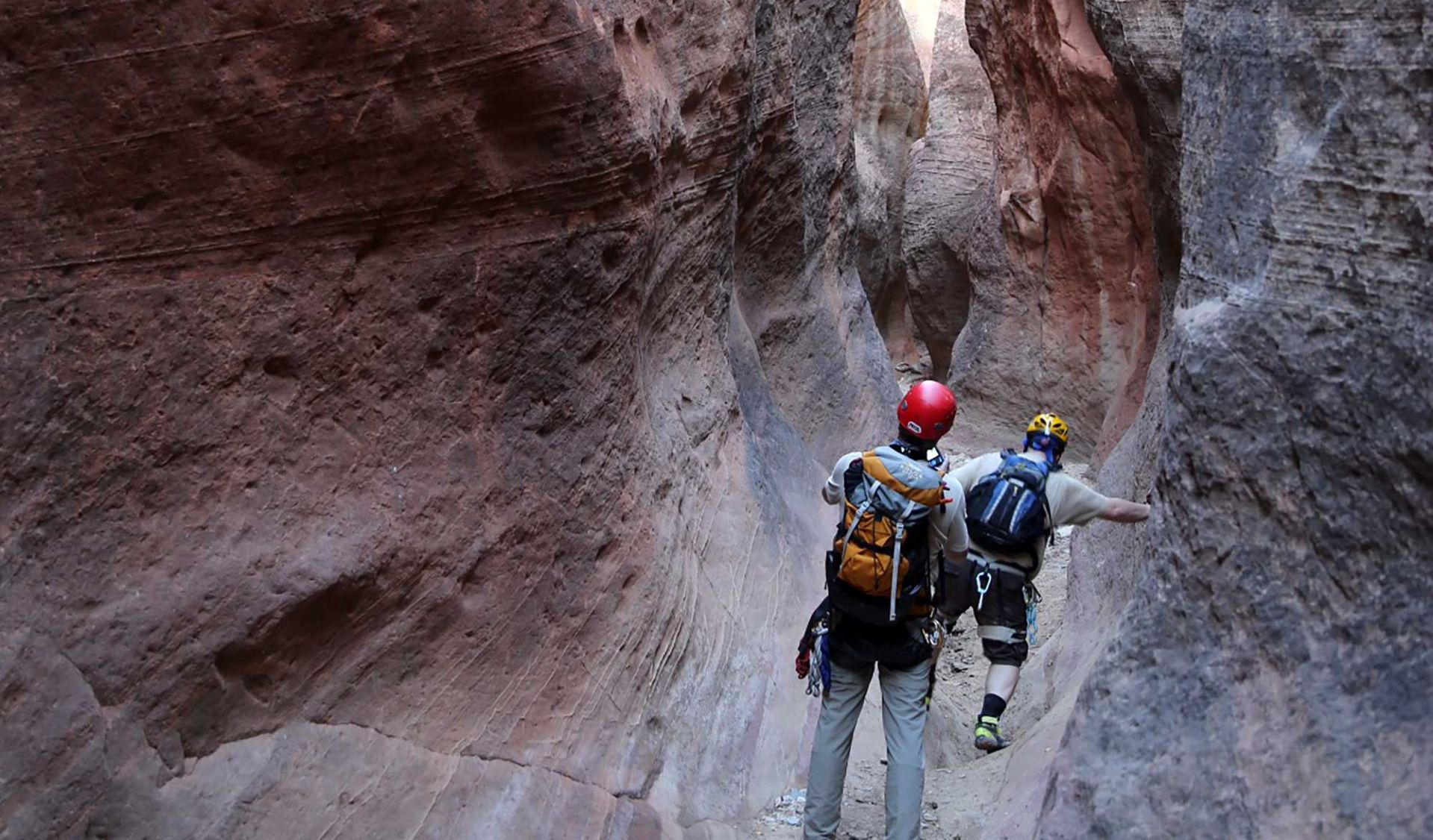 Technical Canyoneering